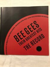 The Bee Gees - Their Greatest Hits- 2 x CD Album