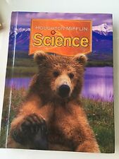 Houghton Mifflin Science Student Edition Textbook Level 2 2007 2nd GRADE