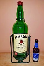 Jameson Irish Whiskey 4.5 L Empty Bottle with Cradle and Box
