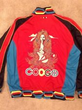 COOGI Track Jacket 4XL Red Mermaid Blue Black Yellow Hip Hop Urban Australia