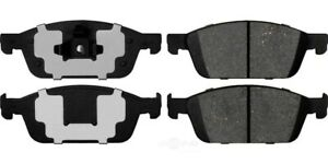 Disc Brake Pad Set-Ceramic Pad Kit with Hardware Front fits 2013 Ford Escape