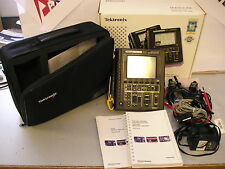 TEKSCOPE 100MHz - TEKTRONIX THS720P - COMPLET IN BOX AND TESTED