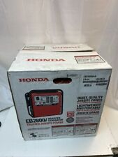 Honda Eb2800i Portable Industrial Generator with Eco-Throttle ( Eb2800i ) *New*
