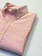 RUGBY By Ralph Lauren Pink Shirt S -University OXford Version
