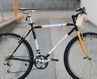 Bontrager OR Off Road Vintage Steel Mountain Bike black/yellow