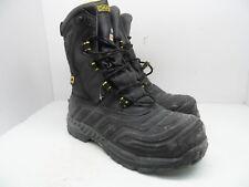 "Dakota Men's 10"" Composite Toe Composite Plate Oil Transitional Boot Black 10M"