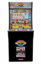 Arcade1Up Street Fighter ll Turbo, Champion Edition, The New Challengers Machine