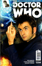 DOCTOR WHO The Tenth Doctor (2014) #2 Subscription VARIANT COVER