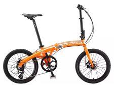 "Sundeal F2 Folding City Travel Alloy Bike 20"" Disc Brake 8 Shimano MSRP $469 NEW"