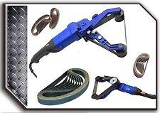 Pipe Tube Polisher Sander 20 Aluminum Oxide Zirconia Sanding Belt fits Metabo