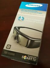 Brand New SAMSUNG SSG-3100GB 3D ACTIVE GLASSES Compatible for 2011 SAMSUNG 3D TV