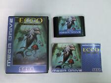 Ecco - The Tides of Time für Sega Mega Drive - CIB - komplett !