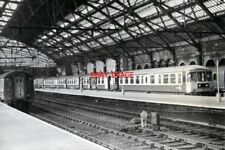 PHOTO  TP UNIT AT LIVERPOOL LIME STATION 1977