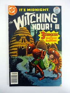 Witching Hour #70 DC Comics Horror VG- 1977
