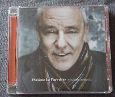 Maxime Le Forestier, restons amants, CD