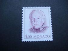MONACO 1991 Prince Rainier 4.00F SG 1926 MNH Cat £3.25