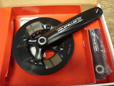 new Black SRAM TruVativ Holzfeller  OCT 2.2 RG 24/36T 175 mm ATB crankset