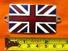 MG Magnette Union Jack Metal Enamel Badge Emblem