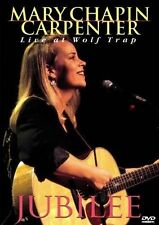 Jubilee: Live at Wolf Trap by Mary Chapin Carpenter (DVD, Feb-2004) NEW