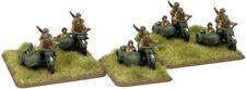 Flames of War - Polish: Motorcycle Platoon PL400