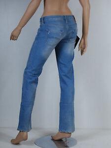 jeans femme STAFF denim modele dolly taille W 31 ( T 40 -  42 )
