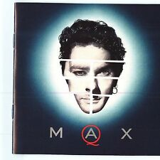 LN RARE OOP! Max Q by Max Q (CD 1989, Atlantic) HUTCHENCE INXS