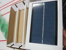 12 LED Ultra-thin Waterproof Solar Sensor Wall Street Light Outdoor Garden