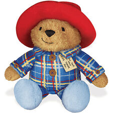 Yottoy Sleepy Time Snoring Paddington Bear with Red Hat Stuffed Animal Plush Toy
