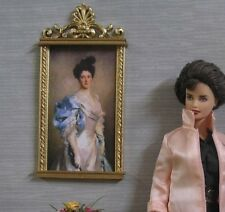 FRAMED  PICTURE ~  For   BARBIE  ~ Diorama ~ 1:6 scale ~ Action Figure