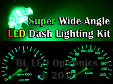 Green LED Dash Cluster Light Kit Fits Hyundai Excel & Accent X1 X2