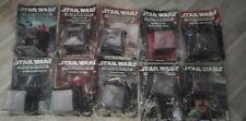 Star Wars Helme Ausgaben 53 bis 62 OVP