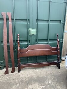 STAG MINSTREL FOUR POSTER DOUBLE BED
