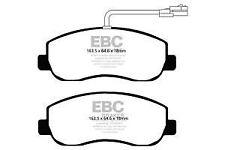 DPX2083 EBC Ultimax FRONT Brake Pads fit NV400 Movano Master Passenger Master