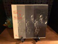 Ian and Sylvia SELF TITLED Debut 1962 Vinyl LP Vanguard VRS9109 Record Near Mint
