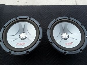 Pioneer TS-W304C 600 Watts Subwoofer ( discontinued).(Pair).