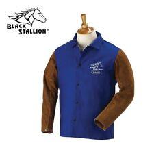 Black Stallion Hybrid Frb9 30cbs 30 9oz Welding Jacket
