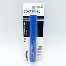 CoverGirl Professional 3-in-1 Mascara Curved Brush, (210 Black Brown) .3 Fl oz