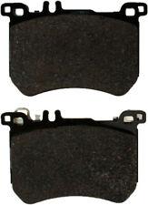 Disc Brake Pad Set Front WD Express 520 33096 001