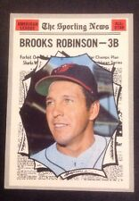 1970 Brooks Robinson #455 Baltimore Orioles All Star NM C014