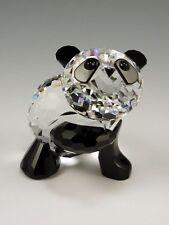 Swarovski Crystal Figurine - Panda - #181080 Retired