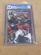 Transformers Armada 1 CGC 9.4 White Pages (Classic Cover!!)