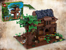 Lego 21318 Modular Medieval House Alternative Building Instructions