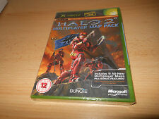 - HALO 2 - MULTIPLAYER MAP PACK - NEW AND SEALED FREE UK POST