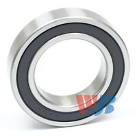 Radial Ball Bearing 6905-2RS With 2 Rubber Seals 25x42x9mm