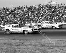 BOB GLIDDEN & LEE SHEPHERD NHRA DRAG DRAG RACING FREMONT1978