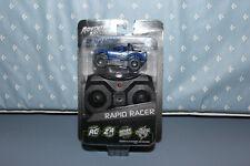 Mini Rc Truck Blue Rapid Racer Adventure Force Radio Control Truck New in Box