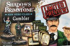 GAMBLER Hero Class - Shadows Of Brimstone complete character class - NEW