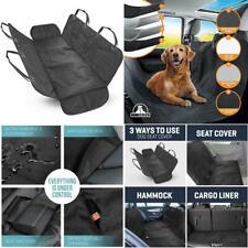 Pet Dog Car Seat Cover Waterproof Hammock Suv Van Truck Back Rear Protector Mat