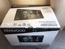 ***Kenwood DMX125DAB Digital Car Stereo Bluetooth DAB Android Radio £199***