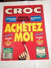 Croc # 109 , 1988